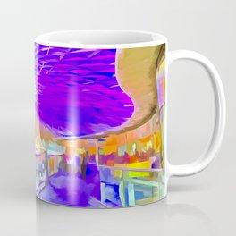London Pop Art Coffee Mug
