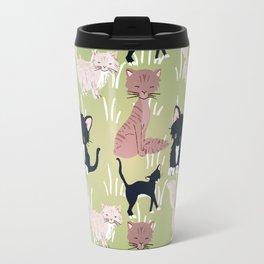 Cats Meadow Travel Mug