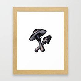 Fungi - Katrina Niswander Framed Art Print