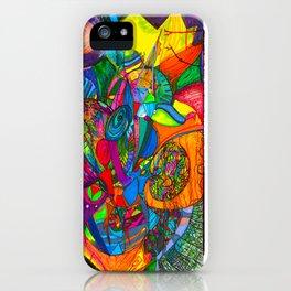Miracleye iPhone Case