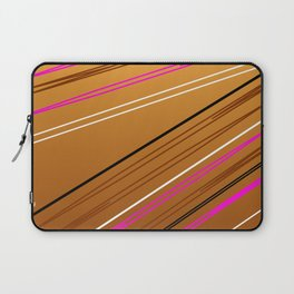 Soft Brown Laptop Sleeve