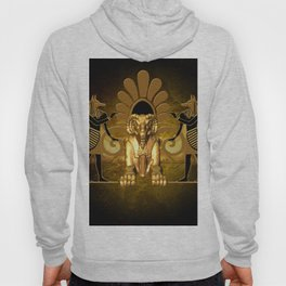 Anubis, the egyptian god Hoody