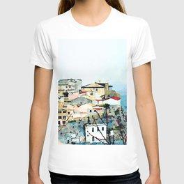Catanzaro: view of the historic center T-shirt