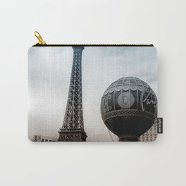 Paris, Las Vegas Carry-All Pouch