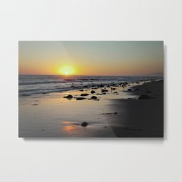 Emmawood Sunset  Metal Print