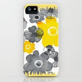 Yellow Fresh iPhone Case