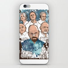 Breaking Bad: The Good, The Bad & The Ugly iPhone & iPod Skin