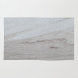Pastel Marble #1 #textur #white #gray #decor #art #society6 Rug