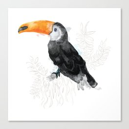 Toco Taucan Canvas Print
