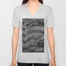 Darkness falls in the forest Unisex V-Neck