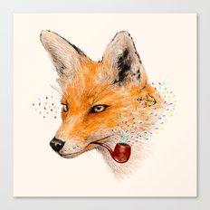 Fox VI Canvas Print