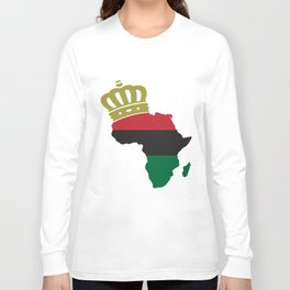 African American Pride t-shirts Long Sleeve T-shirt