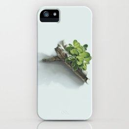 Forest - Lingonberry iPhone Case
