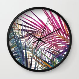 The jungle vol 1 Wall Clock