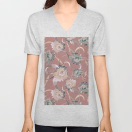 Blanche's Couch Unisex V-Neck