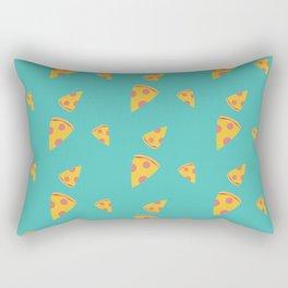 Pizza slices   Pattern Rectangular Pillow