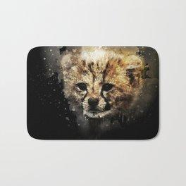 Cheeta Cub Bath Mat