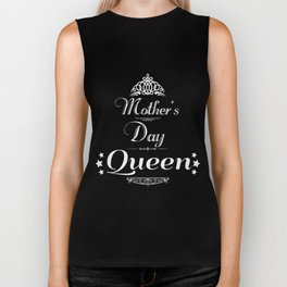 Mother's Day T-Shirt Biker Tank