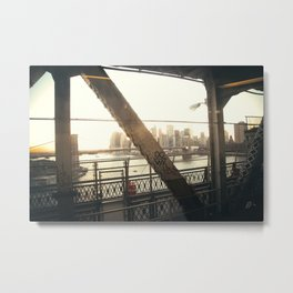 Feel It All Around Metal Print
