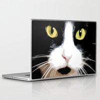 merlin Laptop & iPad Skins featuring MERLIN by SAMHAIN