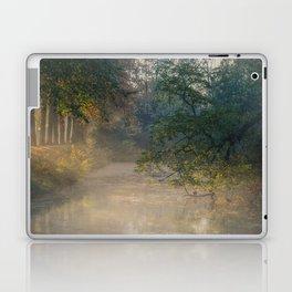 Smoke on the water... Laptop & iPad Skin