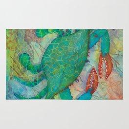 Crustacean Crazy Rug
