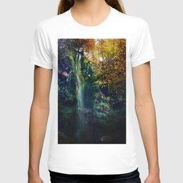 Mallyan Spout Waterfall T-shirt