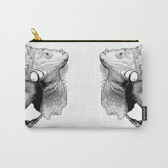 Iguanas (animals) Carry-All Pouch