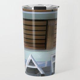 THE CAFE Travel Mug