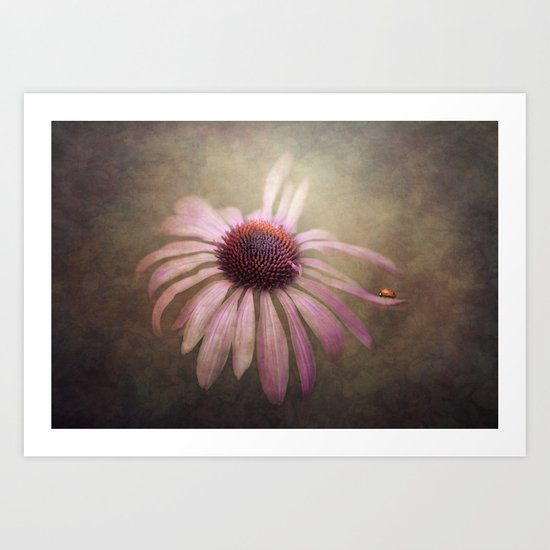 The welcome guest... Art Print