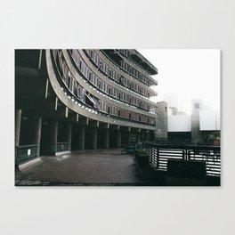 Barbican Canvas Print