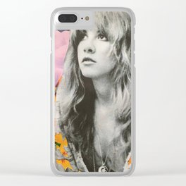 Stevie Clear iPhone Case