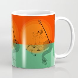 Mercentauricorn Coffee Mug