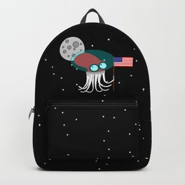 Where No Octopus Has Gone Before Backpack
