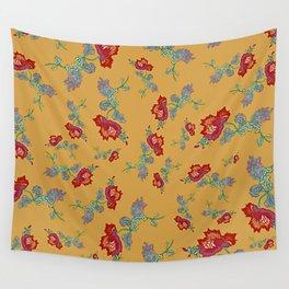 Peony Popper Wall Tapestry