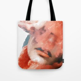 Girl: Solace in Diversion Tote Bag