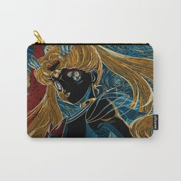 Usagi and the Starry Night Carry-All Pouch
