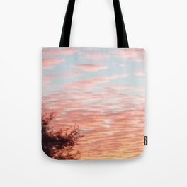 Texas Hill Country Sky - Sunrise 4 Tote Bag