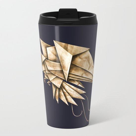Phoenixgami Metal Travel Mug