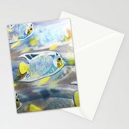 Swim Swim Swim Stationery Cards