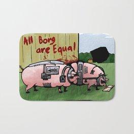 Borg Pigs Bath Mat