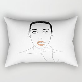 All i want is you Rectangular Pillow