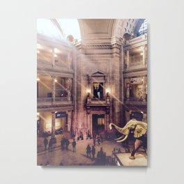 museum maelstrom  Metal Print