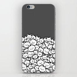 minima - bundle iPhone Skin