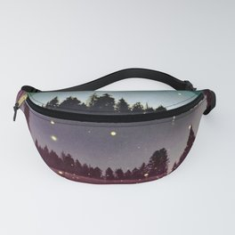 To Run With the Fireflies Fanny Pack
