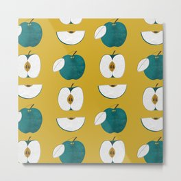 Fruit-Apples Metal Print