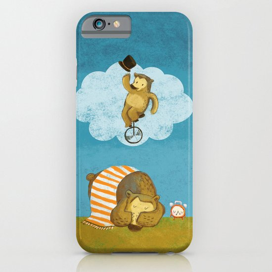 What bears dream of iPhone & iPod Case