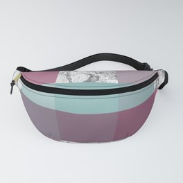 Pixel & Marble Fanny Pack