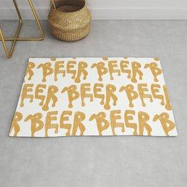 Beer Rug