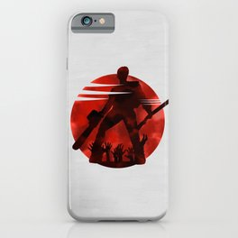 Williams iPhone Case